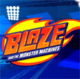 Blaze and the Monster Machines (Вспыш и чудо-машинки)